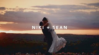 Niki & Sean: Cinematic Wedding Film at Woodcliff Hotel in Rochester, NY