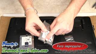How To Install a 2nd hard drive in your laptop - Easy & Detailed Video Tutorial