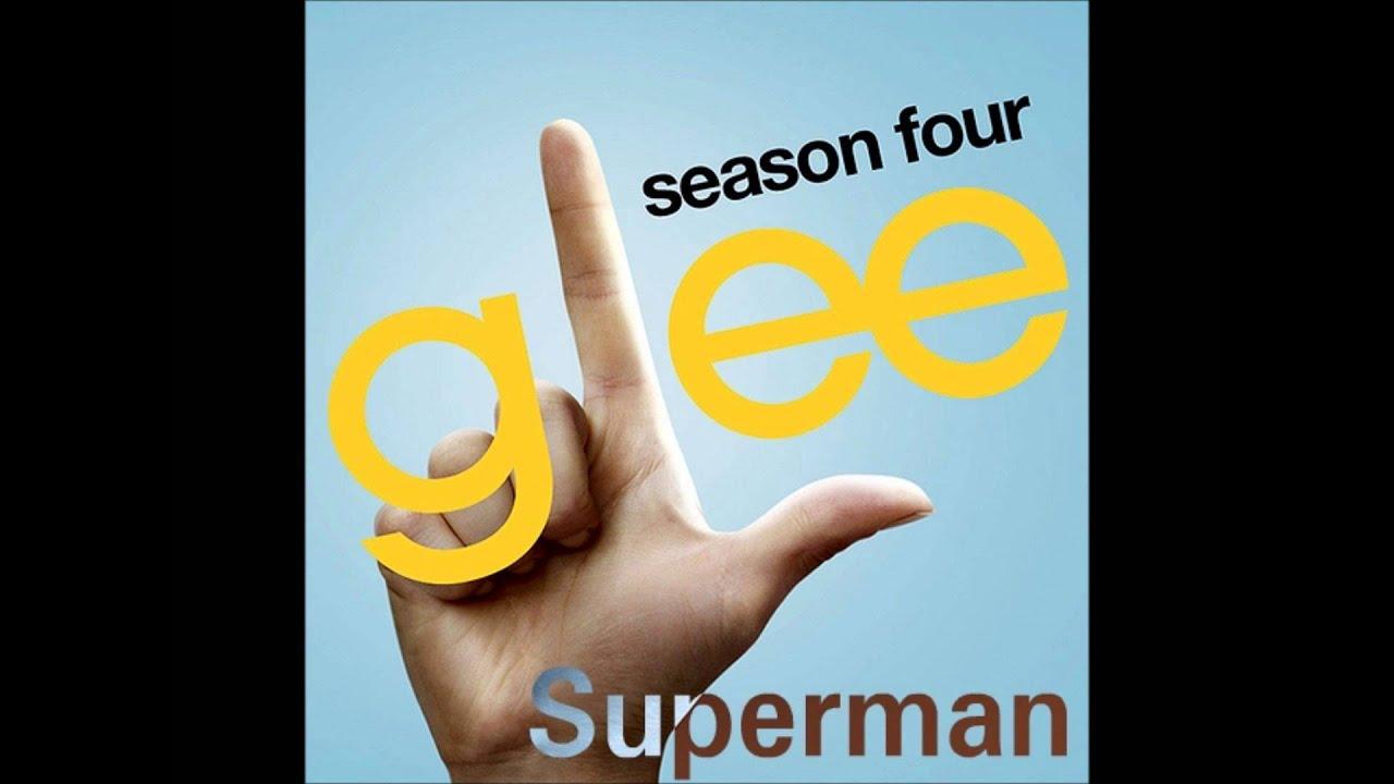 Glee- Superman , Season 4 Episode 7