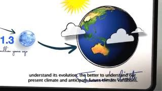 SUBGLACIOR programme and climate change