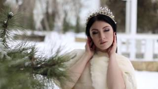 Свадебный образ Зимой