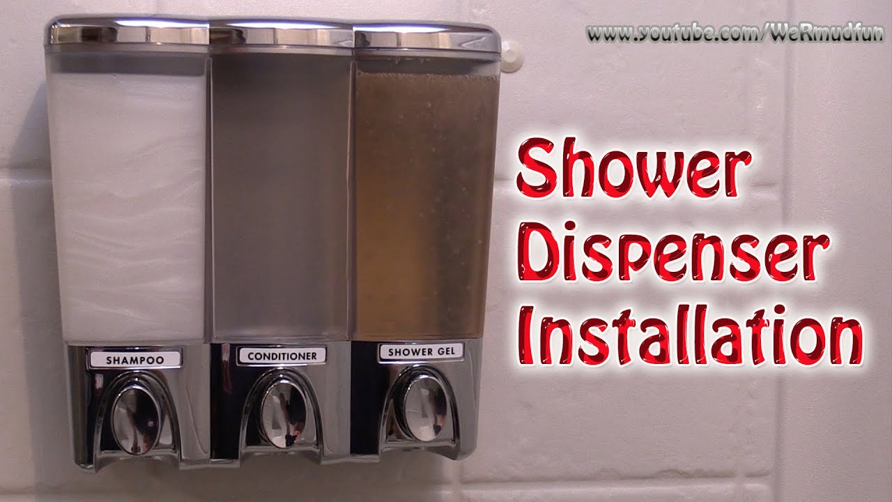 p corner soap products dispenser living lotion dispensers satin silver in shower better trio