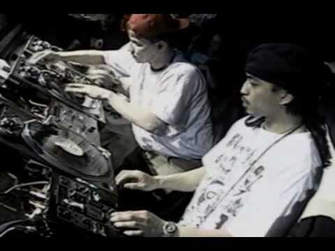 The Rock Steady DJs (USA) - DMC World Champion 1992 -- Winning Set