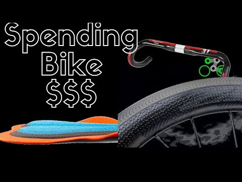 """Bike Parts to Spend Money on // What upgrades can be """"worth it"""""""