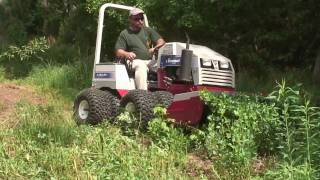 Ventrac Compact Tractors: Town of Apex discovers compact is better HD