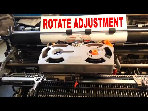 IBM Selectric Typewriter Miss Prints Partial Characters Rotate Adjustment Clean Pulleys Ball Lube