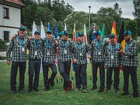 18th Cortland World Youth Fly Fishing Championship Vyšší Brod 2019