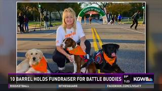 10 Barrel holds fundraiser for Northwest Battle Buddies