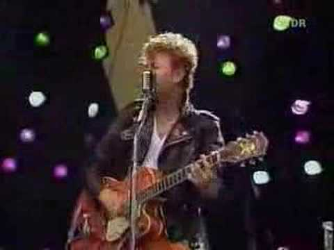 Stray Cats - Baby Blue Eyes - YouTube