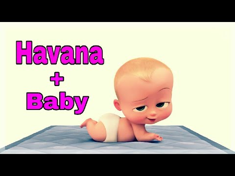 Camila Cabello- Havana | mix- The BaBy Boss | Cover by J.Fla |