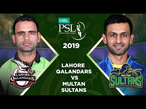 Match 29: Full Match Highlights Lahore Qalandars vs Multan Sultans | HBL PSL 4 | HBL PSL 2019