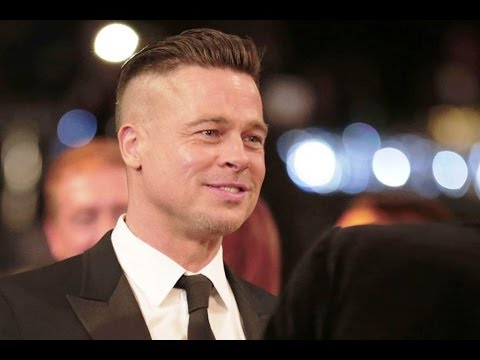 Brad Pitt Talks Short Shaved New Haircut It S Not A