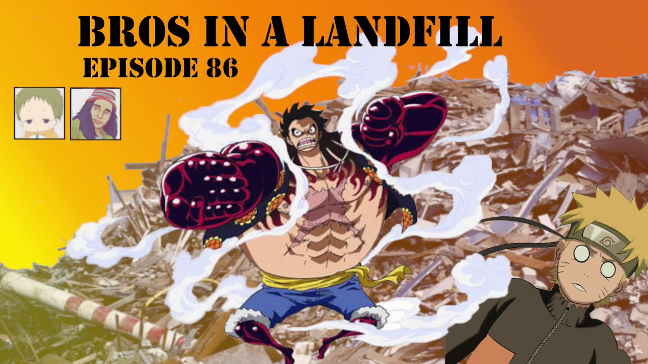 One Piece, Dubs vs Subs, and Censorship During Localisation | Bros in a Landfill Episode 86