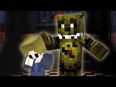 Five Nights at Freddy's 2! Night 7 (Interactive Roleplaying) SAVE THE CHILDREN! Minecraft