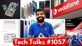 Tech Talks #1057 - Vodafone Shutdown, K30 Pro 5G Leaks, vivo Z6 5G Smartphone, Hotstar Kids Mode