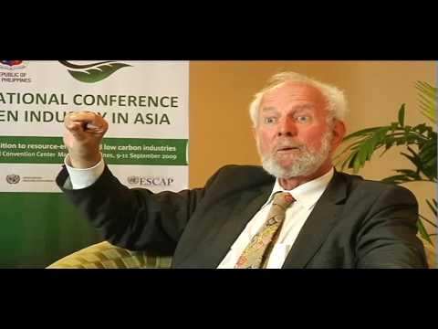 Greening industry: Yumkella and Weizsacker interview