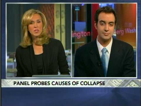 Bloomberg Television - Financial Crisis Inquiry Panel Probes CEOs - Brian Weiss