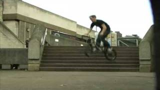 Channel 4Down BMX    Ben Green Welcome to the S&M Team on Vimeo