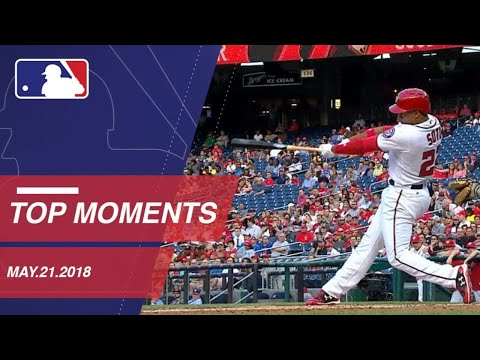 Top 10 Plays of the Day - May 21st, 2018