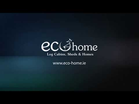 Eco Home One Bedroom Log House