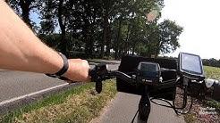 4 K Ultra HD Gopro Hero 7 black Fahrradtour Thülsfelder Talsperre Rundtour Garrel Bösel Falkenberg