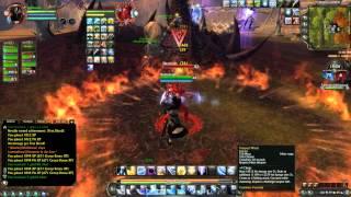 Rift - Pvp Warfront - Harbinger mage gameplay