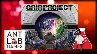 Gaia Project Playthrough Review