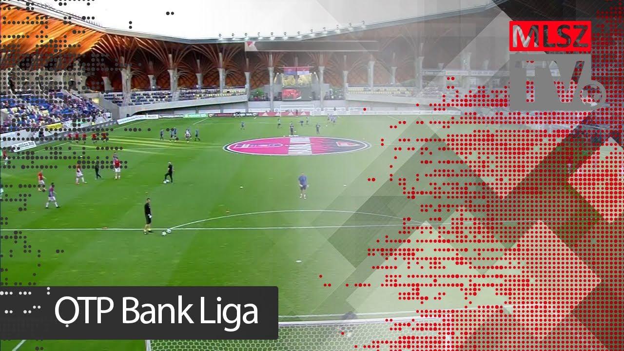 Videoton FC - DVSC | 1-0 (1-0) | OTP Bank Liga | 27. forduló | 2017/2018 | MLSZTV