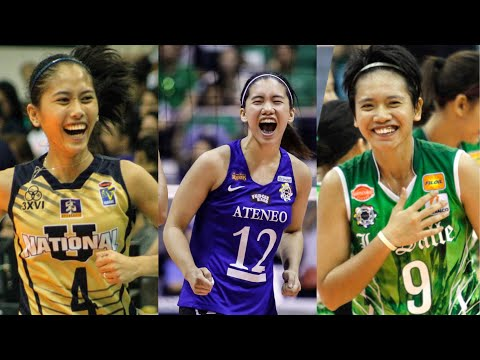 Top 10 Smartest Drop Balls by Setters | Women | PHILIPPINES