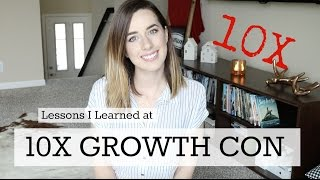 Life Lessons I Learned at 10X Growth Con   Melissa Lowe