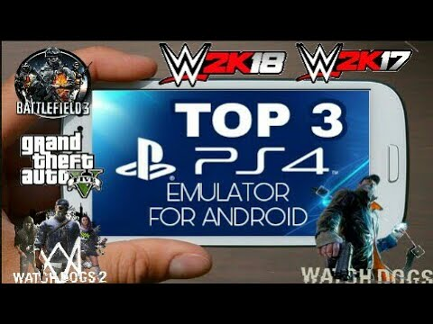 Top 3 PS4 Emulator For Android Devices || Play Ps4 And Pc Games Anywhere Anytime