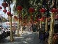Visit and Walk Around The Sanya Dadonghai Bay Area