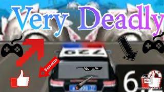 DEADLY RACE #16