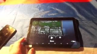 Тестируем GTA San Andreas на планшете и телефоне.(Android)(, 2013-12-20T13:22:22.000Z)