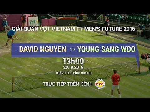 DAVID NGUYEN VS NOH SANG WOO - MEN'S FUTURE 2016 | FULL