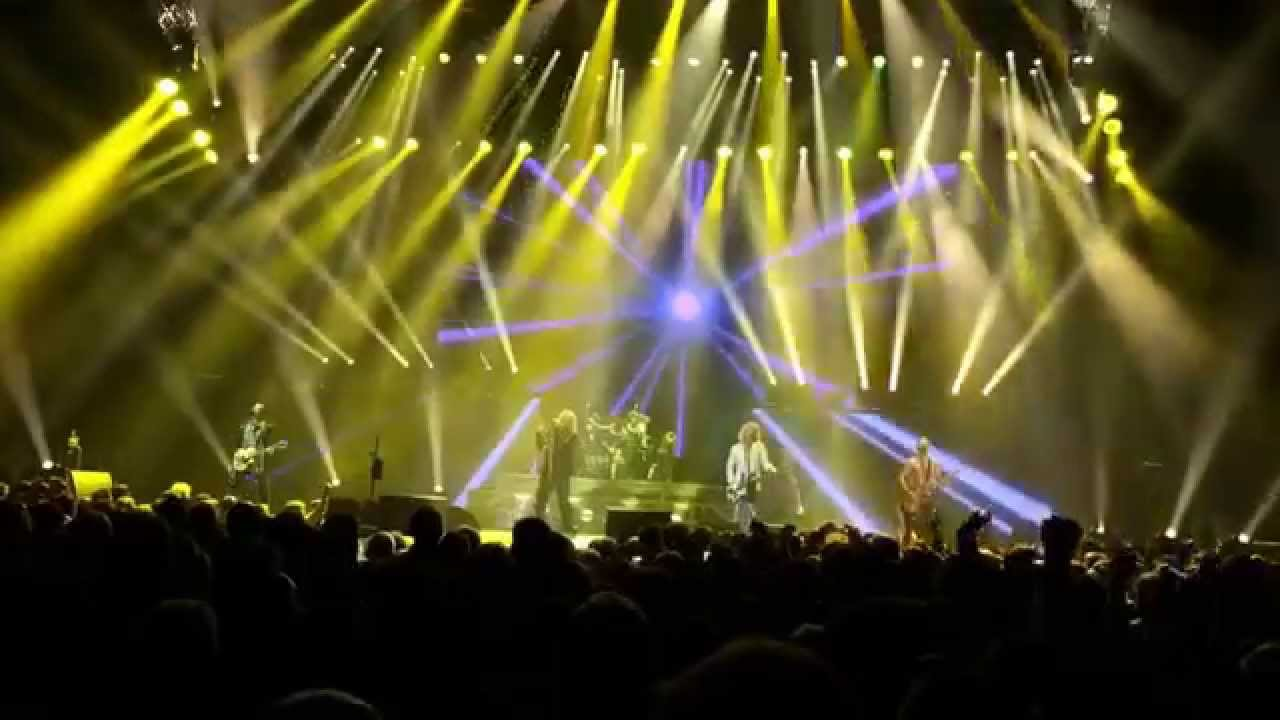 Def Leppard - Promises - live in Ostrava, Czech republic - 22.5.2015