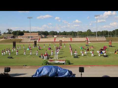 Southern Choctaw High School Marching Band 2016