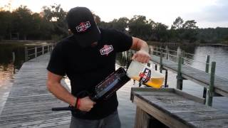 Ryan Daddy Richards downs 6 beers in 9 seconds | Party Down South with FUBAR