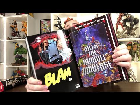 Gem Mint Recent Reads: The Punisher Omnibus by Garth Ennis