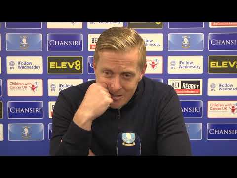 Garry Monk post-match media conference following the 2-2 dra