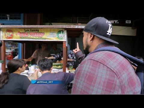 Ramai dan Ngantri Banget Mau Makan di Soto Kuning Pak Yusup
