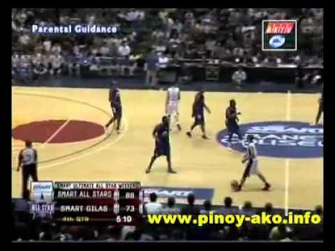 NBA All-Stars 2011 vs Smart Gilas #8/10 Manila, Philippines, July 24, 2011