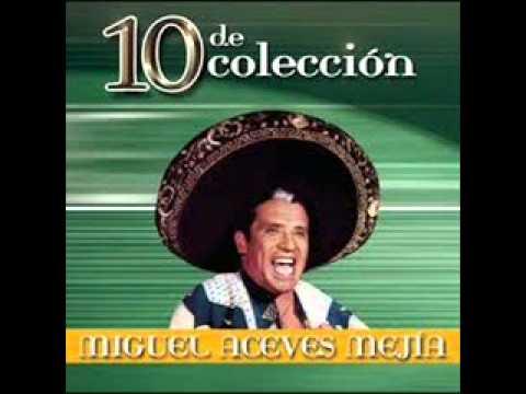 """Miguel Aceves Mejía, """"Malagueña Salerosa"""""""