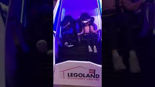 Legoland discovery centre virtual reality Lego race