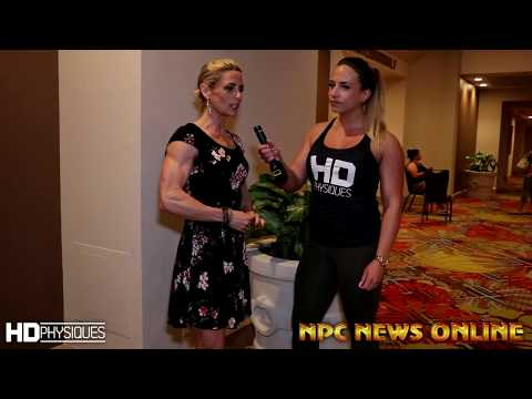 Amazing Physique Star Susan Graham Interviewed by HDPhysiques