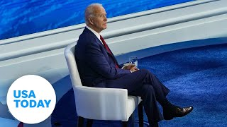 Biden asked how he would support young Black voters | USA TODAY