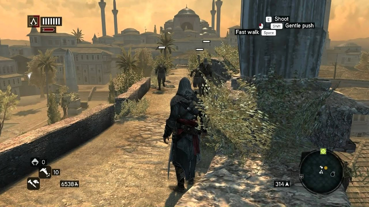 Free Download Assassin's Creed: Revelations Full Version - Ronan Elektron