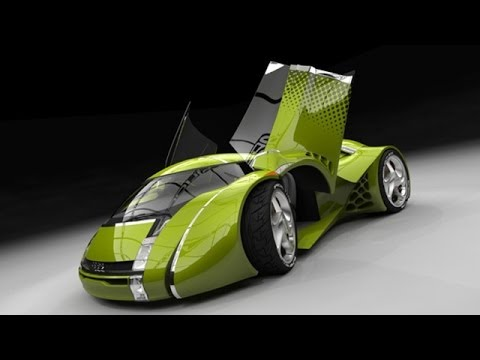 Ubo Car Concept By Urbano Rodriguez Youtube