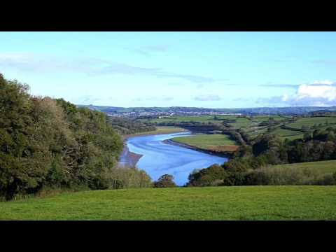 Wales Coast Path | Ferryside to Carmarthen