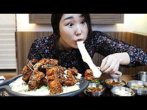 KEJUNYA MELEDAK! Korean food in Jakarta